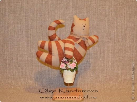 Забавная кукла тильда - Летящий кот, которую вы можете изготовить сами,  будет отличным и оригинальным подарком  вашим друзьям и близким. фото 31
