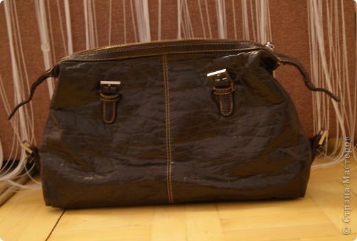 вот такая получилась сумка фото 2