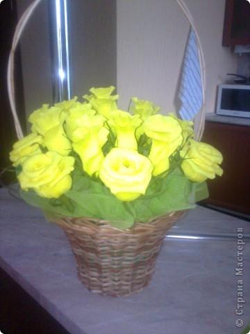 Люблю желтые розы...нет не желтые ЗОЛОТЫЕ!!! :-) фото 2