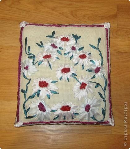 наша декоративная подушка фото 2