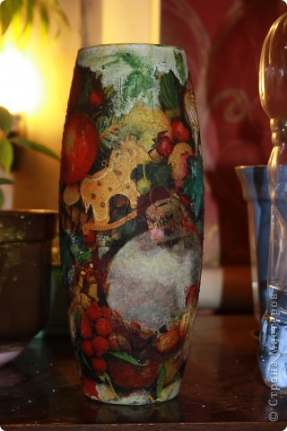 вазы новогодние фото 3