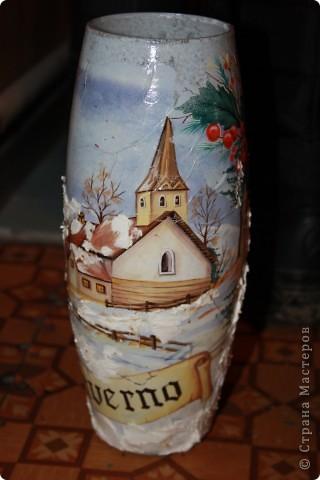 вазы новогодние фото 2
