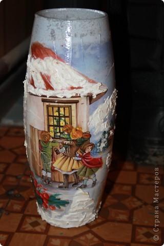 вазы новогодние фото 1