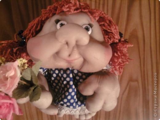 первая кукла Мася( самая любимая) фото 1