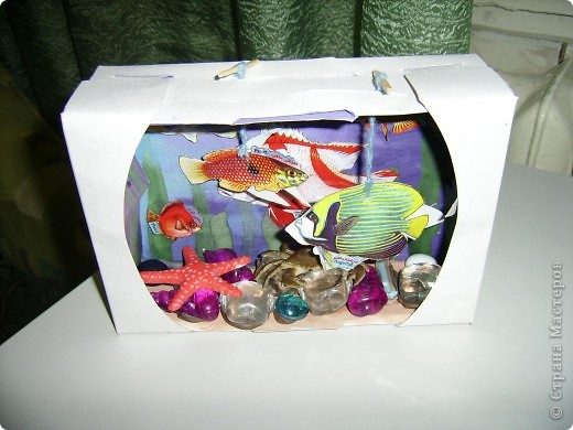Как сделать аквариум своими руками мастер класс 68