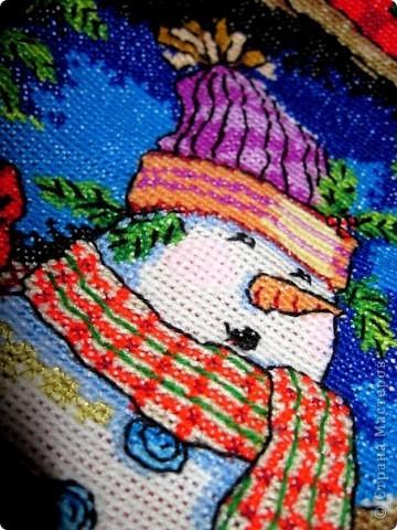 Рождественские сапожки фото 6