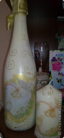 Бутылочки на свадьбу фото 2