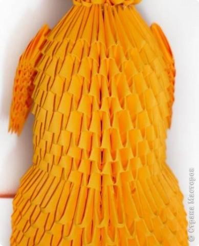 На дворе холодная зима, хочется тепла и Солнышка, вот и родилась идея сделать Кенгуру - представителя жарких стран.  фото 30