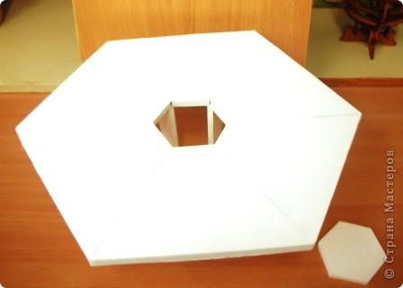 Ещё одна работа из копилочки моего мужа. Макет малой архитектурной формы в зоне отдыха. Работу выполнил Волков Александр, учащийся 9 класса. Попробую показать по частям. фото 6