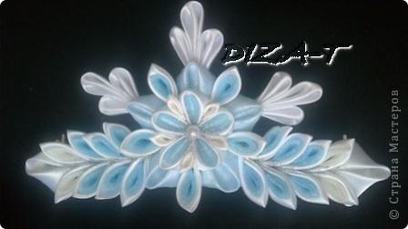 диадема канзаши фото 1