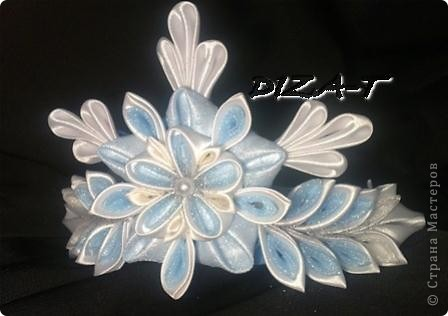 диадема канзаши фото 2