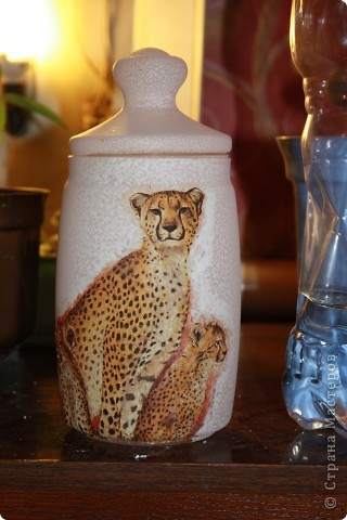 вазы декупаж фото 4