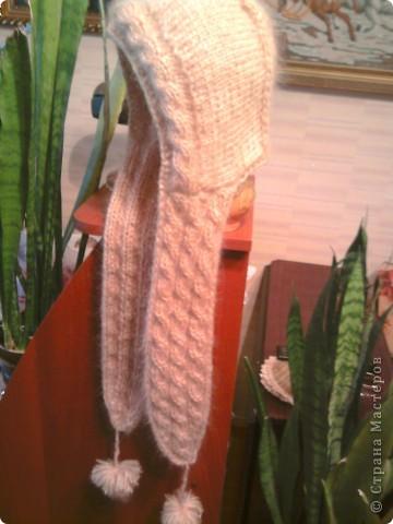 шапка к зиме готова фото 2
