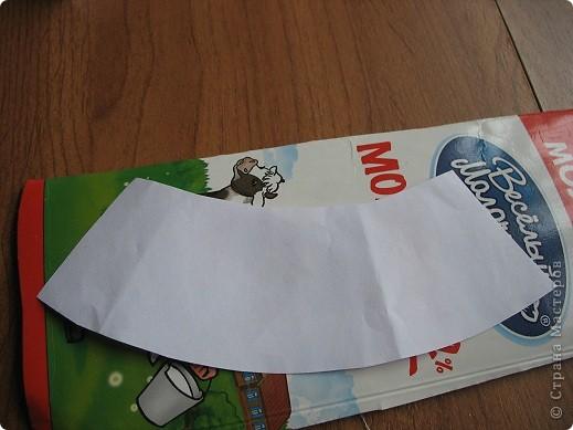 Как сделать шапочку из бумаги для снеговика