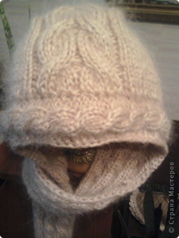 шапка к зиме готова фото 1
