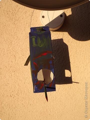 Илюшина кормушка для птичек фото 2