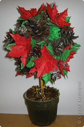 Вот такое Рождественское деревце получилось! фото 1
