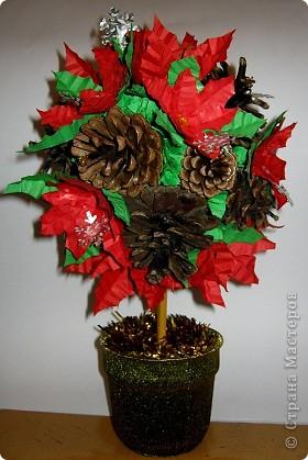 Вот такое Рождественское деревце получилось! фото 2