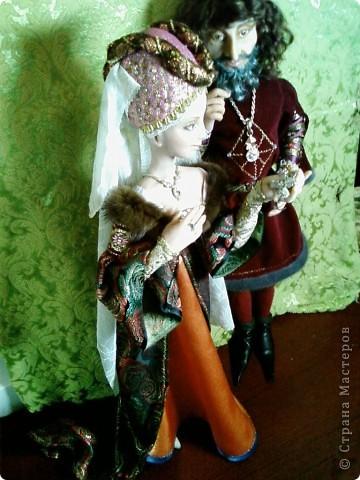 Куклы из пластика фото 7