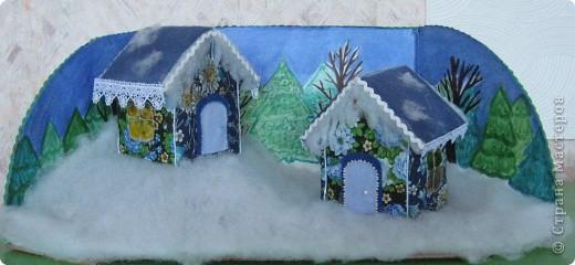 Зимняя композиция своими руками для детского сада