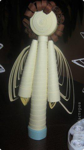 Обожаю  Ангелочков .. особенно их творить .. такие разные все получаются )) фото 2