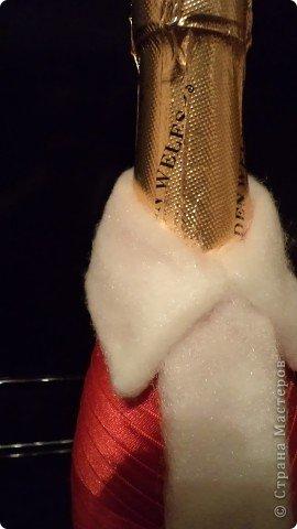 Мастер-класс Новый год Моделирование конструирование Дед Мороз МК Ленты фото 7