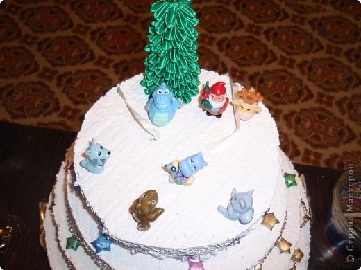 """Сам, собственно, """"торт"""" фото 3"""