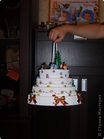 """Сам, собственно, """"торт"""" фото 2"""