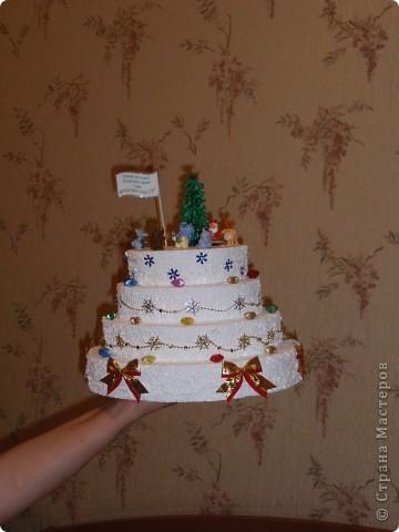 """Сам, собственно, """"торт"""" фото 1"""
