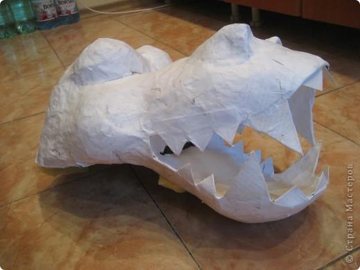 2012 Новый год - год Дракона. вот такой костюм для выступления был мной сделан к самому лучшему празднику - Новому году. фото 41