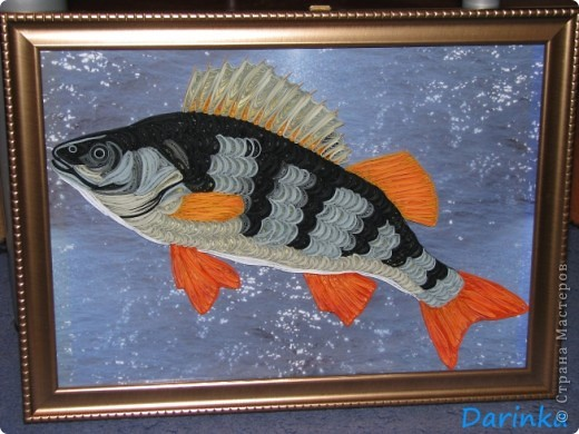 Рыба папе в подарок 739