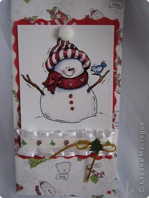 Это моя любимая открыточка!!!! Я ее сама себе на праздник подарю :) фото 3