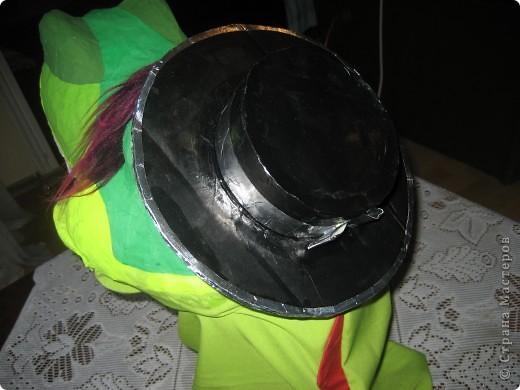 2012 Новый год - год Дракона. вот такой костюм для выступления был мной сделан к самому лучшему празднику - Новому году. фото 53