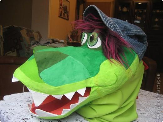2012 Новый год - год Дракона. вот такой костюм для выступления был мной сделан к самому лучшему празднику - Новому году. фото 50