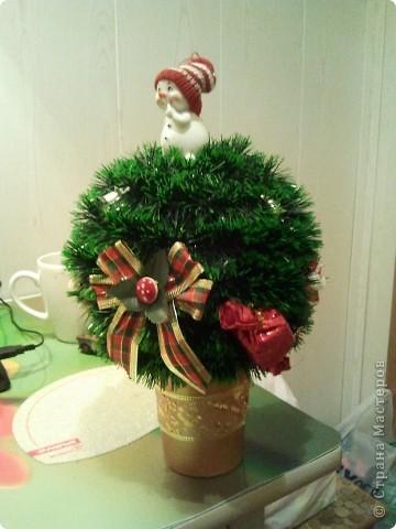 Новогоднее дерево)