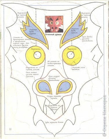 готовая маска в моем исполнении фото 4