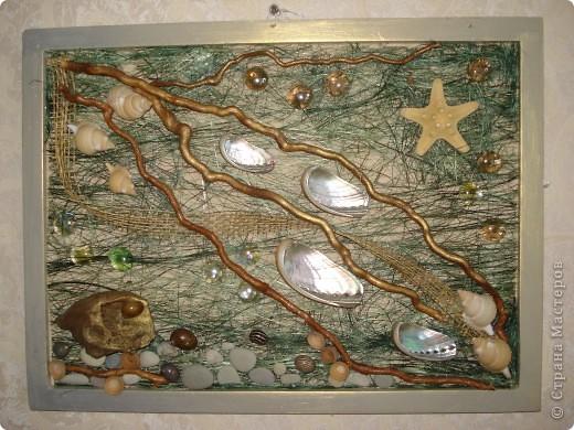 Картины панно своими руками из подручных материалов