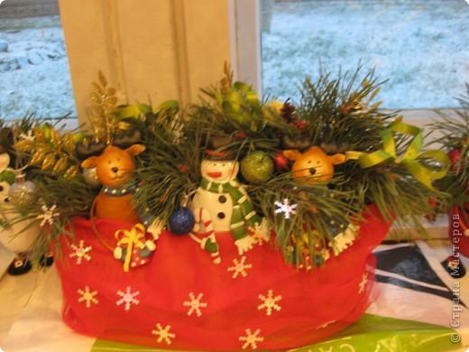 Сегодня меня поздравляли ребята, и я поздравляла ребят  :) Приготовила им вот такие сюрпризы. Коробочки-снеговики.   фото 7