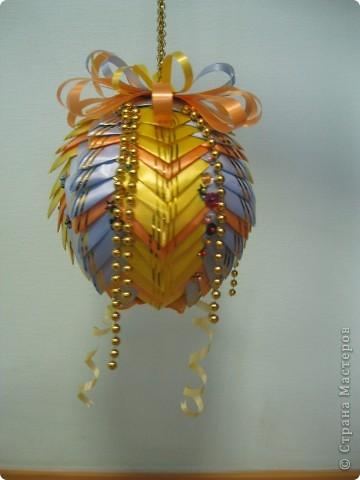 Волшебный шар Мастер-класс