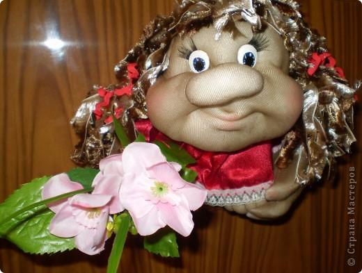 первая кукла Мася( самая любимая) фото 2