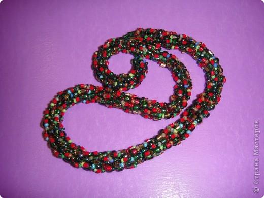 Мои плетушки из бисера.