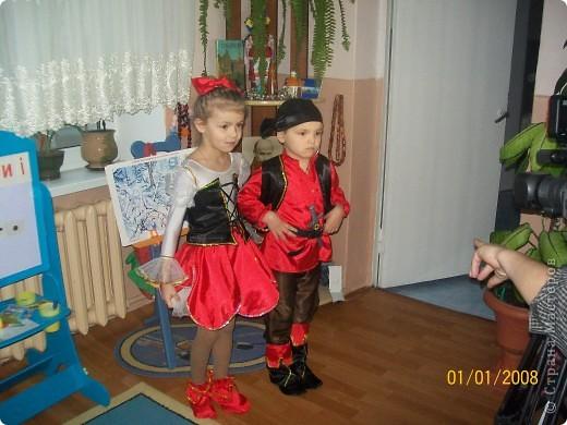 Мои старшие детки: дюймовочка и разбойник фото 1