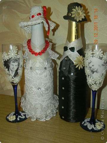 Поделка ко дню свадьбы