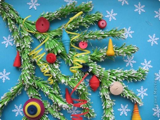 Картина панно рисунок Новый год ...: stranamasterov.ru/node/292037