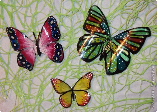 Как сделать из красок бабочку - Infinitiq50-club.ru