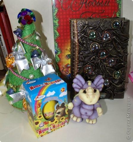 Всех мастериц поздравляю с Рождеством Христовым!!! Вот, хвастаюсь подарочками, которые получила от дорогих мне подруг!!! фото 3