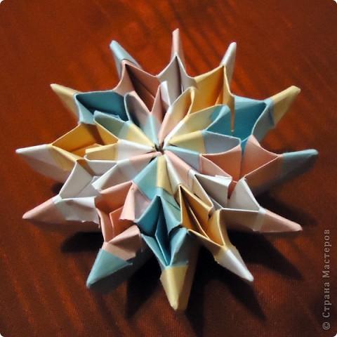Оригами трансформер Бумага