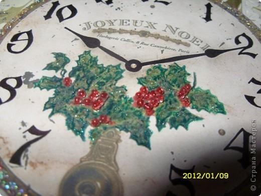 рождественская открытка фото 4