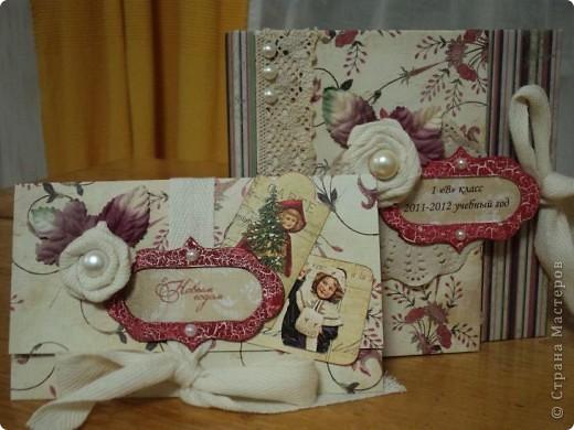 Комплект с альбомом для дисков