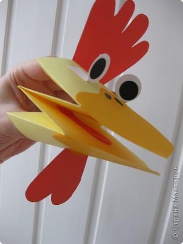 Подвижные игрушки из бумаги